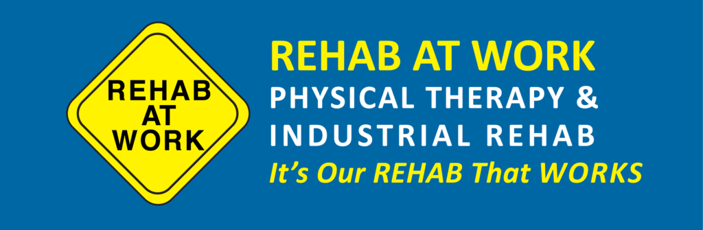 REHAB AT WORK site logo